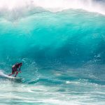 Surfing Oahu Hawaii