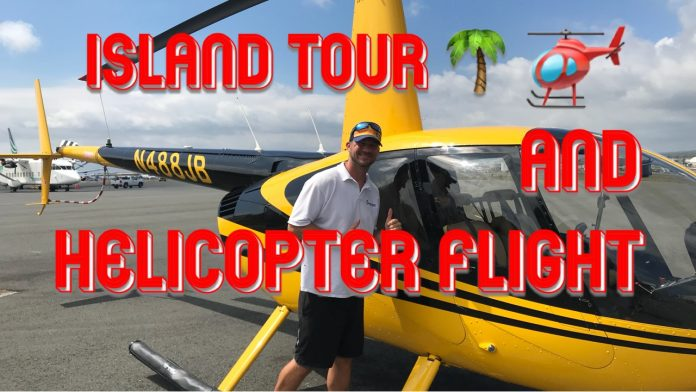 Oahu Tour & Helicopter Flight