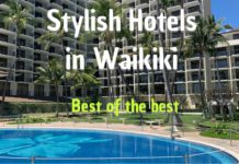 Stylish Hotels in Waikiki